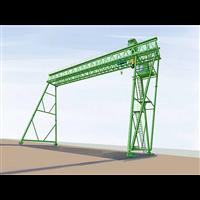 广西梧州龙门吊厂家MG120吨提梁机三个月起租