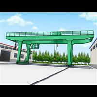 湖南常德龙门吊厂家起重机结构紧凑