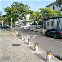 天津小学门口自动伸缩路桩
