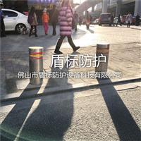 广州半自动升降柱案例