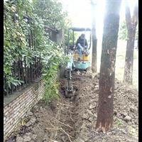 上海普陀区微型小挖机出租
