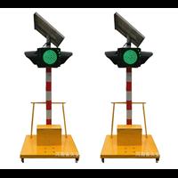 河南太阳能移动信号灯厂家