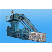 废纸打包机器_小麦秸秆打包机_ 废塑料打包机