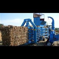 自动废纸打包机_玉米秸秆收割打包机_ 塑料打包机