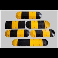 减速带橡胶坡道公路道路减速板