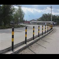 加厚钢管警示柱加油站防撞柱