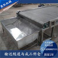 日产5吨速冻饺子隧道生产流水线设备