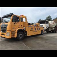 台山汽车道路救援拖车公司提供拖车服务