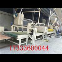 安徽水泥砂漿復合巖棉板生產線