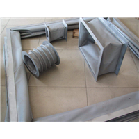 江苏风机软连接-煤气风机软连接长度尺寸