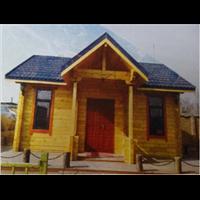 防腐木木屋系列