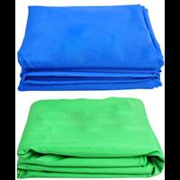 演播室抠像幕布蓝色/绿色摄影布