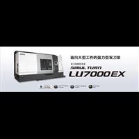 日本大隈大工件强力型双刀架CNC车床LU7000EX