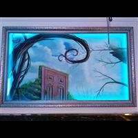 湖南永州KTV繪畫,手繪,壁畫