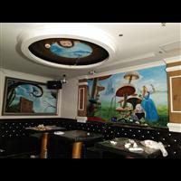 湖南常德KTV繪畫-手繪-壁畫