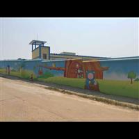 長沙幼兒園壁畫—手繪—墻繪