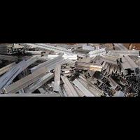 回收6061、6063铝型材_浙江回收铝刨花厂家