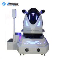 广州佳玛 9DVR赛车 虚拟现实设备 VR游戏机体验馆 供应商