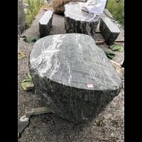 九龙玉分体茶台|江西九龙玉|新余景观石|