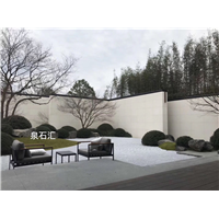 宜昌庭院景观石黑山石