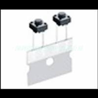 180度直插型TS轻触开关TS-1102LB/加长2P插板DIP