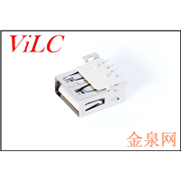 USB AF全贴平口1.0柱(米黄)