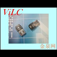 MICRO 5P公头超溥3.0H 前五后五线端MK插头 带弹片