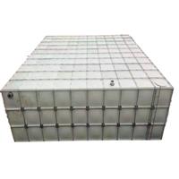 保定十年专业玻璃钢不锈钢消防水箱生活用水水箱供应