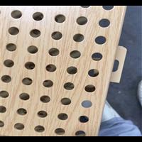 木纹弧形铝方通供应商
