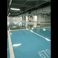 環氧樹脂停車庫地坪