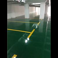 东莞环氧树脂停车库地坪