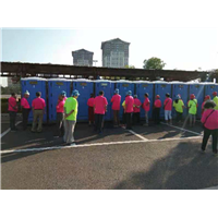 南京流动厕所租赁
