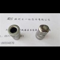 定制轨道偏心轮螺母,多孔调节螺母,铝块四孔螺帽,可按图纸加工