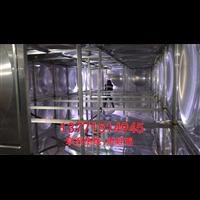 河南不锈钢水箱工程案例