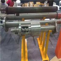 厂家直销定制不锈钢螺杆注塑机炮筒