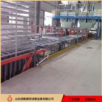 创新供应墙体板生产设备墙体板生产线