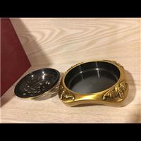 铜烟灰缸厂家供应