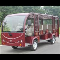 四川观光车厂家定制绵阳宜宾甘孜州景区电动观光车14到23座