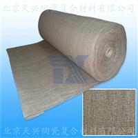 热处理陶瓷纤维布烧结硅酸铝布无烟防火布