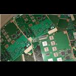 不带电子的报废电路板回收