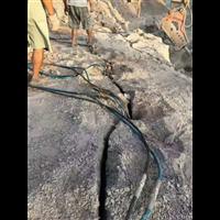 山东柱式液压岩石劈裂棒生产厂家