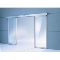 順德多瑪弧形自動門_禪城多瑪玻璃自動感應門價格