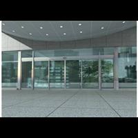 均安多瑪平移門_倫教多瑪玻璃自動感應門安裝維修
