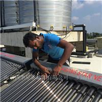 南京四季星 商用酒店 宾馆用 太阳能热水器 集热工程