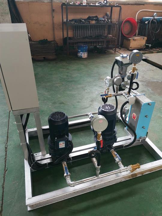 众辉众辉换热设备-黑龙江换热机组厂家