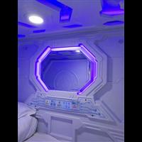 太空舱式睡眠床