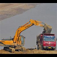 深圳挖掘机租赁公司
