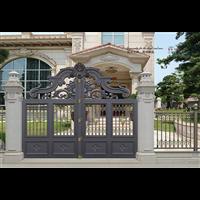 中式別墅大門效果圖新鄉獲嘉農村庭院大門