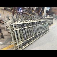 围墙大门唐山丰润区别墅铝艺护栏供应生产厂家