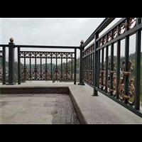 铝艺大门邢台威县铝合金护栏供应定制